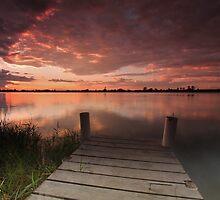 Ulmarra Sunset by Mandy Gwan