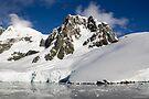 Reflecting on Antarctica 029 by Karl David Hill