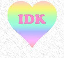 IDK Heart by Jakemazing