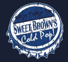 Sweet Brown's Cold Pop Bottlecap Shirt Clothing V2 by RDography
