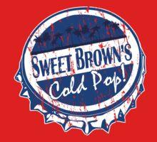 Sweet Brown's Cold Pop Bottlecap Shirt Clothing V2 Kids Clothes