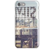 7 Train and Silvercup Studios iPhone Case/Skin