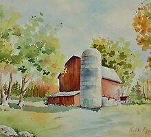 The Red Barn by Bobbi Price