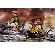 Corsairs Photographic Print