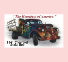 41 Chevrolet Stake Bed - Creative Clothing Kids Clothes