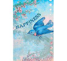 Happiness Photographic Print