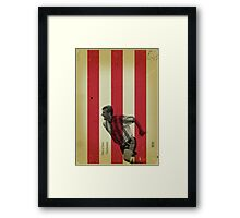 Matt LeTissier - Southampton Framed Print