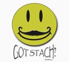 Got Stach? by John Saldana