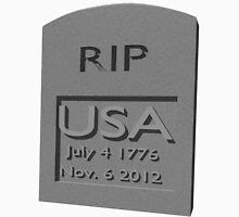 Rest in peace USA Unisex T-Shirt