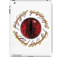 Eye of Sauron iPad Case/Skin