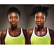 Before After Sport Series Photographic Print