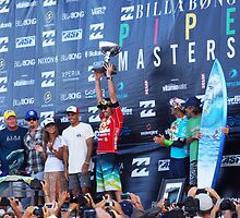 World Champions & Pipeline Masters Calendar by kevin smith  skystudiohawaii
