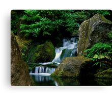 Japanese Serenity ~ Part Two Canvas Print