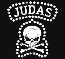 Judas by eveningshadow