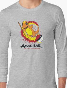 Avachar- The last Firebender Long Sleeve T-Shirt