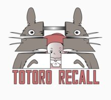 Totoro Recall Kids Clothes