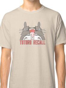 Totoro Recall Classic T-Shirt