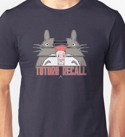 Totoro Recall Unisex T-Shirt