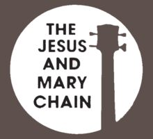 The Jesus and Mary Chain One Piece - Short Sleeve