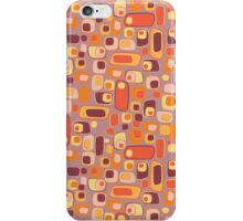 Retro Squares iPhone Case/Skin