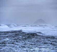 Morro Bay Maelstrom by Cathy L. Gregg