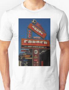 Drunk Corner Bar, Kalamaki, Zante T-Shirt
