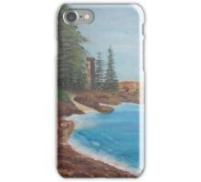 Norfolk Island. iPhone Case/Skin