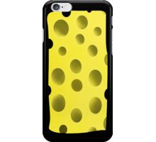 Yellow delicious cheese iPhone Case/Skin