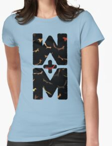 Walk The Moon Womens Fitted T-Shirt