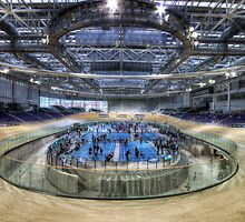 Sir Chris Hoy Velodrome || Emirates Commonwealth Arena, Glasgow by Anir Pandit