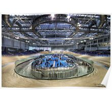 Sir Chris Hoy Velodrome || Emirates Commonwealth Arena, Glasgow Poster