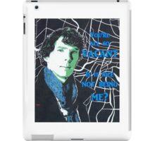 All So Vacant iPad Case/Skin