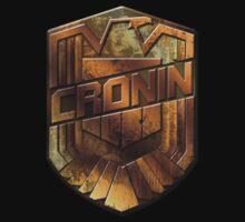 Custom Dredd Badge Shirt - Pocket - (Cronin)  Kids Clothes
