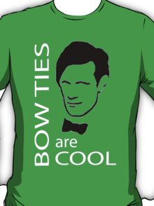 Doctor Bowtie T-Shirt