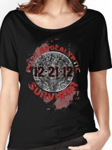 Post Apocalyptic Survivor Women's Relaxed Fit T-Shirt
