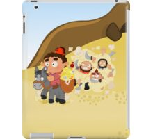 Ali Baba and the 40 thieves (Arabian nights) iPad Case/Skin