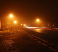 Ilford by Night by DMHotchin