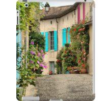 Castelmoran D'Albret iPad Case/Skin