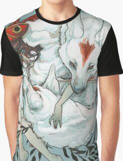 Wolf Child Graphic T-Shirt