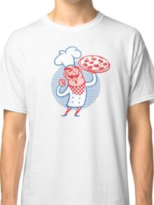 Pizza Chef Classic T-Shirt