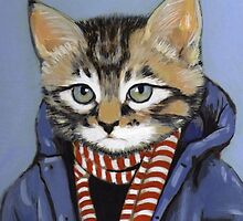 Hipster Cat by Cobras795