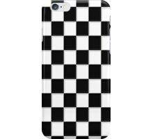 Checker Board iPhone Case/Skin