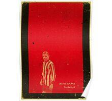 Charlie Buchan - Sunderland Poster