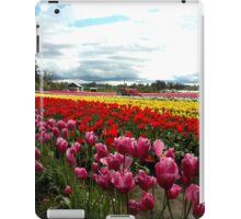 Blossoming Rainbow iPad Case/Skin