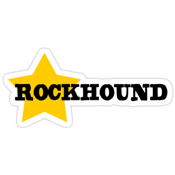 Rockhound Star by SportsT-Shirts