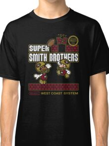 Super Smith Brothers (faded) Classic T-Shirt