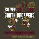Super Smith Brothers by OneShoeOff