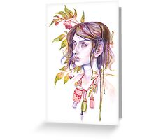 Cure Greeting Card