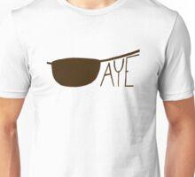 Aye Aye, Cap'n Unisex T-Shirt