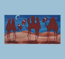 Camel Night Kids Clothes